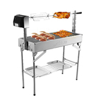 BBQ+Grills charcoal bbq grills Outdoor picnic barbecue rack chicken grill machine