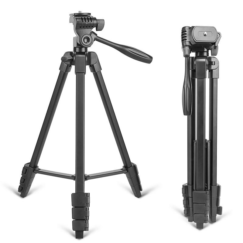 ZOMei T90 135cm Universal Camera Tripod Stand Phone Mount Holder