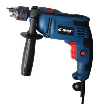 G-max Power Tools High Quality Electric Drilling Machines 500W 13MM Electric impact drill