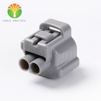 PBT 2 pins male cable connector for automobile DJ7021-2.2-21 (6189-0175)plastic housing terminal