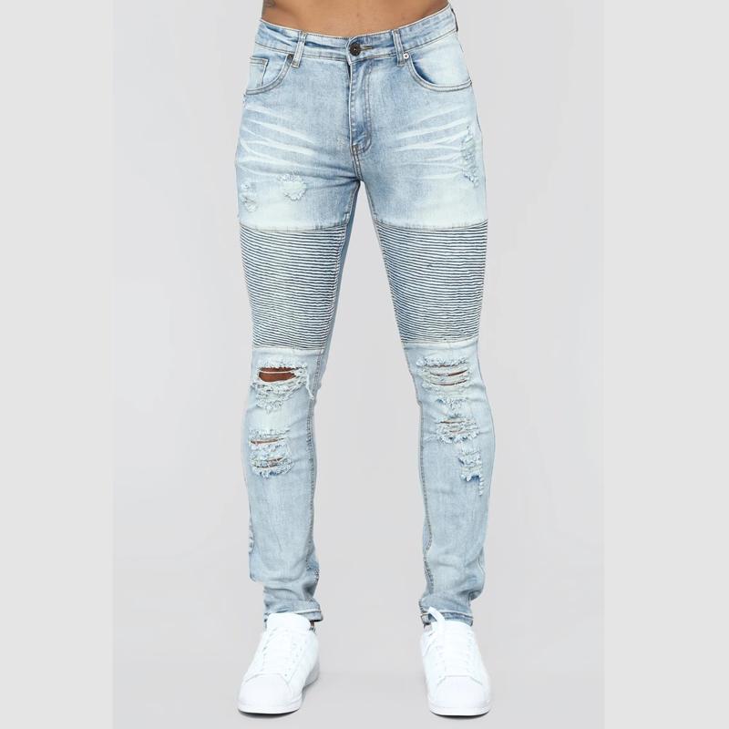 Oem High Quality Custom Jeans Trousers Destoryed Skinny Jeans Men Ripped Mans Denim New Fashion Jean Pants Biker Trousers Jeans Buy Jeans Trousers Skinny Jeans Men New Fashion Jean Pants Product On Alibaba Com