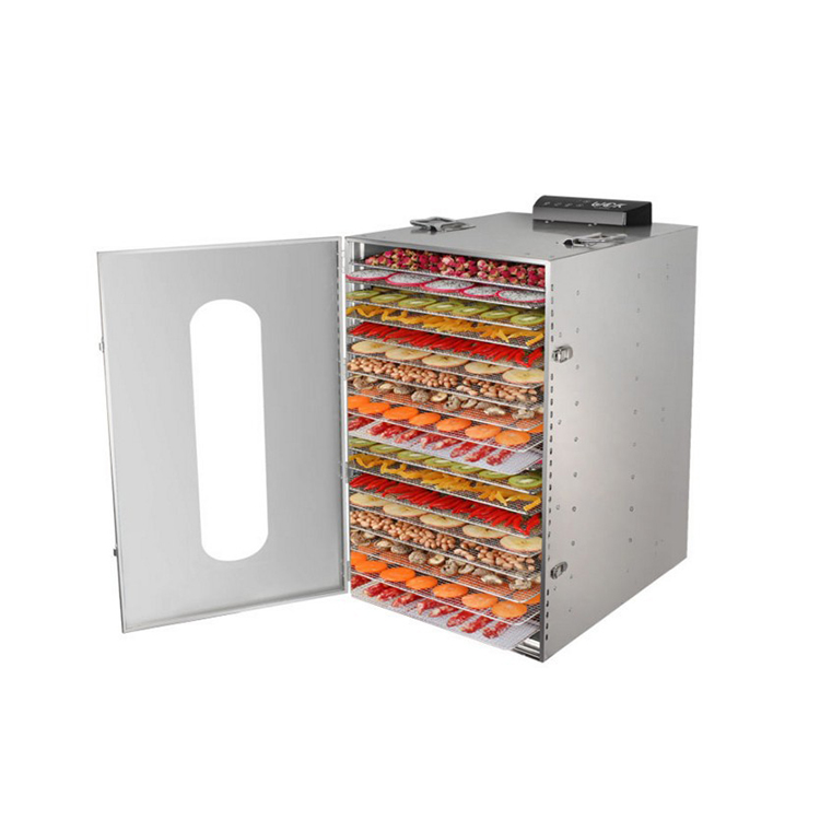 Professionele Kleine Fruit Dehydrator Drogen Machine Voor Restaurant