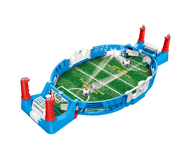 Family indoor finger football table toys mini soccer shooter board game