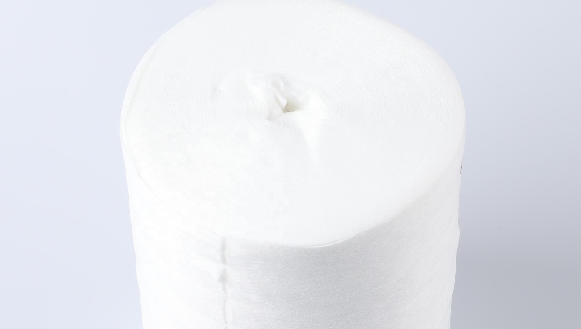बहुउद्देशीय डिस्पोजेबल गैर बुना कपड़े के लिए सूखी पोंछे प्लास्टिक कनस्तर हाथ बैरल गीले पोंछे