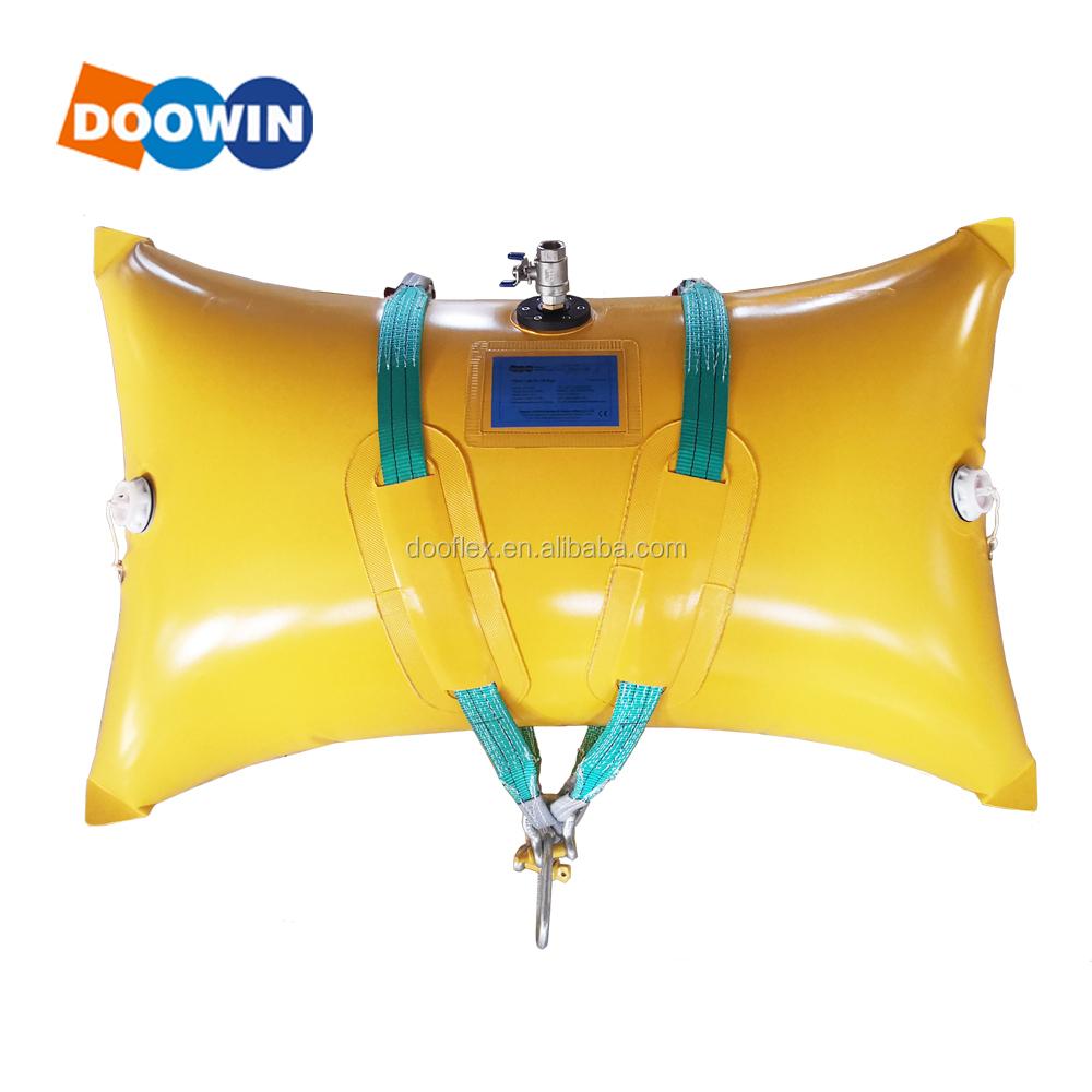 동봉하는 베개 유형 부양 수중 공기 드는 부대