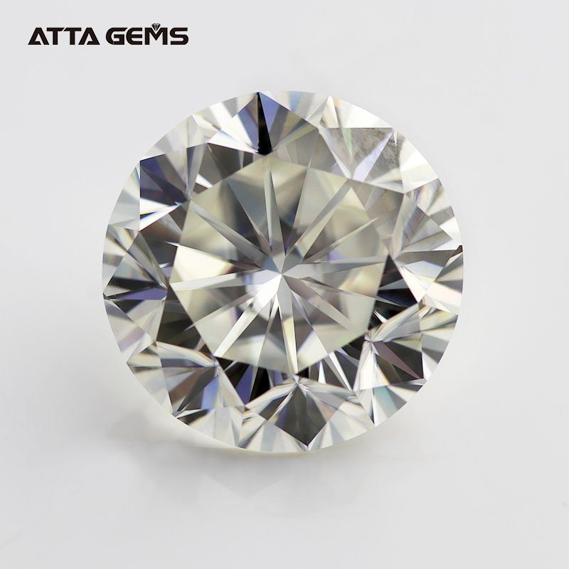 Top Quality Moissanite <strong>Diamond</strong> D color VVS1 GRA Cut Loose Moissanites 1 Carat White Moissanite <strong>Diamond</strong> Price