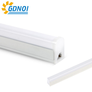 best cheap T5 led fluorescent replacement lamp tubes 30cm 5w t5 integrated tube light with connection cable