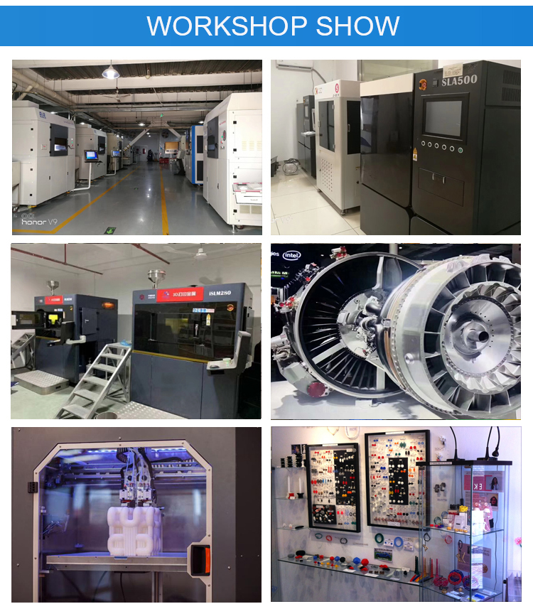 OEM หลากหลายความแม่นยำสูง Professional 3D ชุดการพิมพ์ Store เครื่อง Human Body รูปปั้น