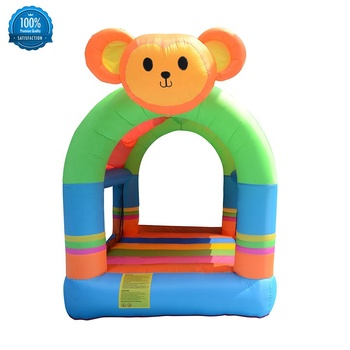 S043A New Promotion Competitive Price Customized Available Fabric Bounce Playground Factory from China