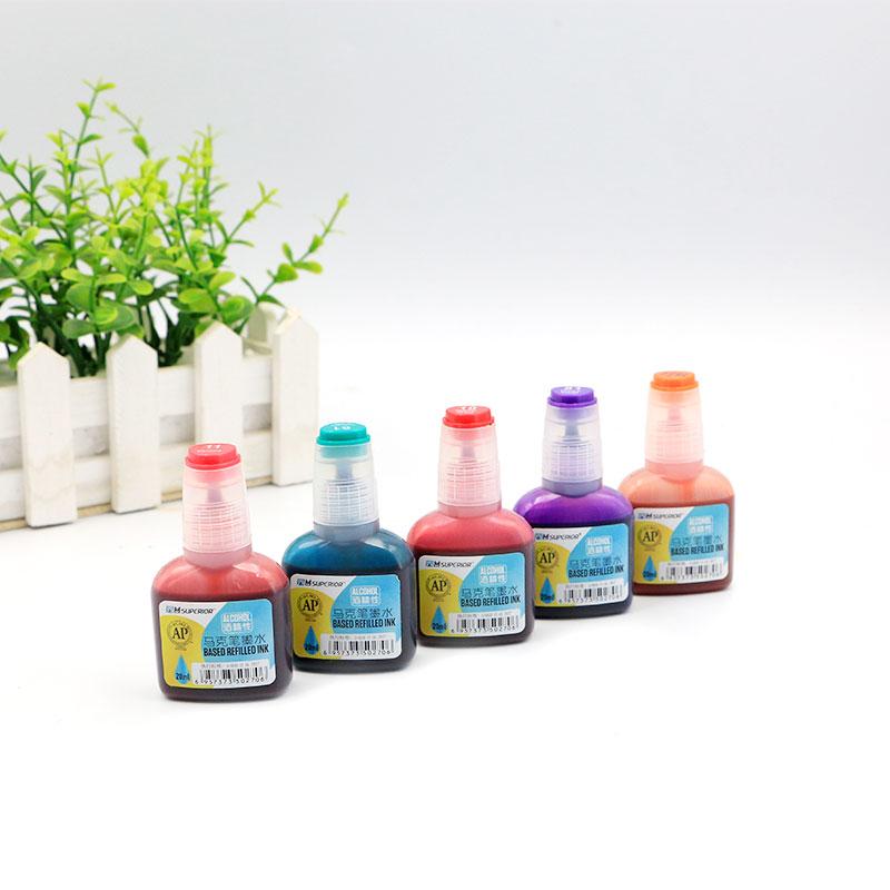 20 мл на спиртовой основе заправленные чернила с бутылкой 216 цветов полностью капельницы бутылки чернила