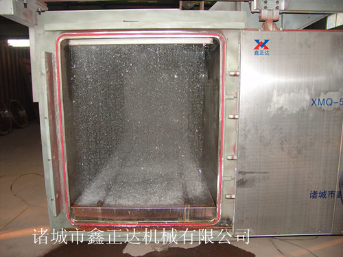 square retort sterilizer for pouch, canned food, bottle