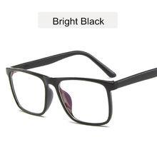 KOTTDO классические винтажные квадратные оправы для очков Мужские Модные прозрачные оптические оправы для очков для женщин и мужчин s очки(Китай)