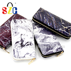 Waterproof Womens Wallet Purse Marbling Purses For Girls 2020 Fashion Ladies Long Wallets Coin Purses Handbags Women Customized