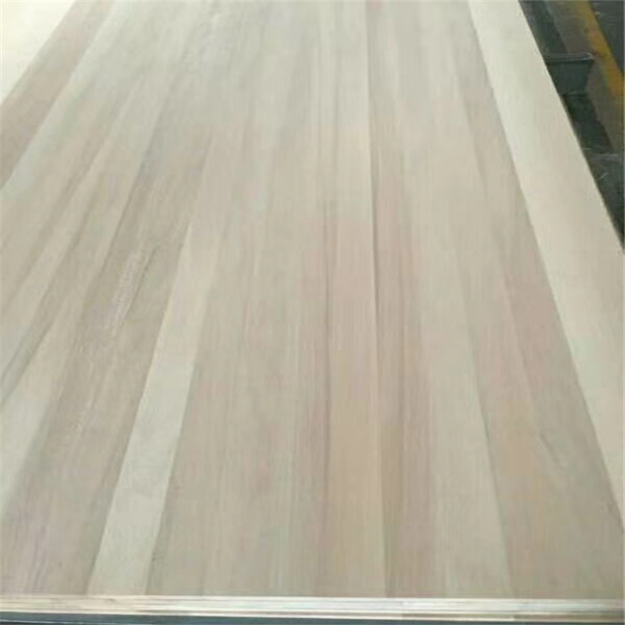 Natural Poplar Lumber Price Bleached Poplar Board for Sale