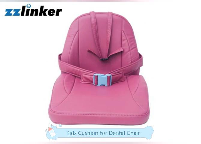 Soft Leather Dental Accessories Pediatric Dentistry Kid Seat Chair Cushion