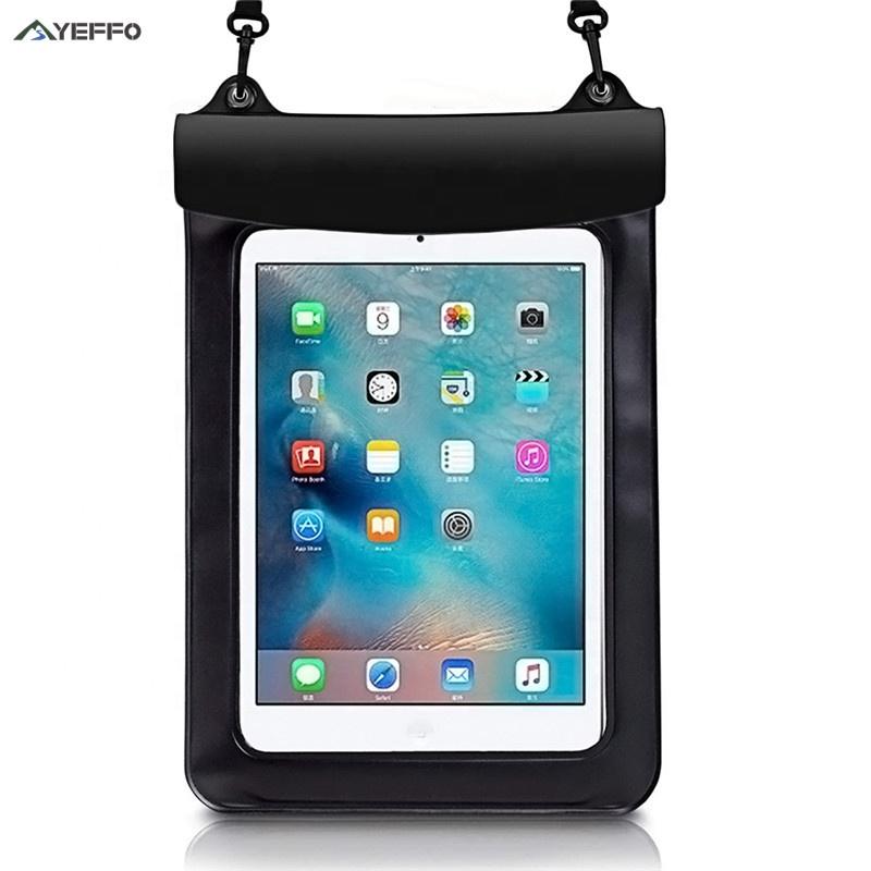 YEFFO Universal TRANSPARENTE pantalla táctil mini impermeable bolsa impermeable