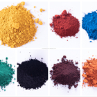Cosmetics Iron Oxide Pigments Color Purple Red Yellow Black Blue For Lipstick