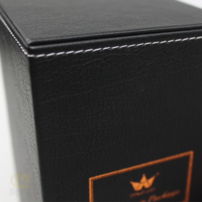 High Quality Customized For Customers Infinity Mirror  Box Packaging Box Candle Storage Box With Gold Hotstamping