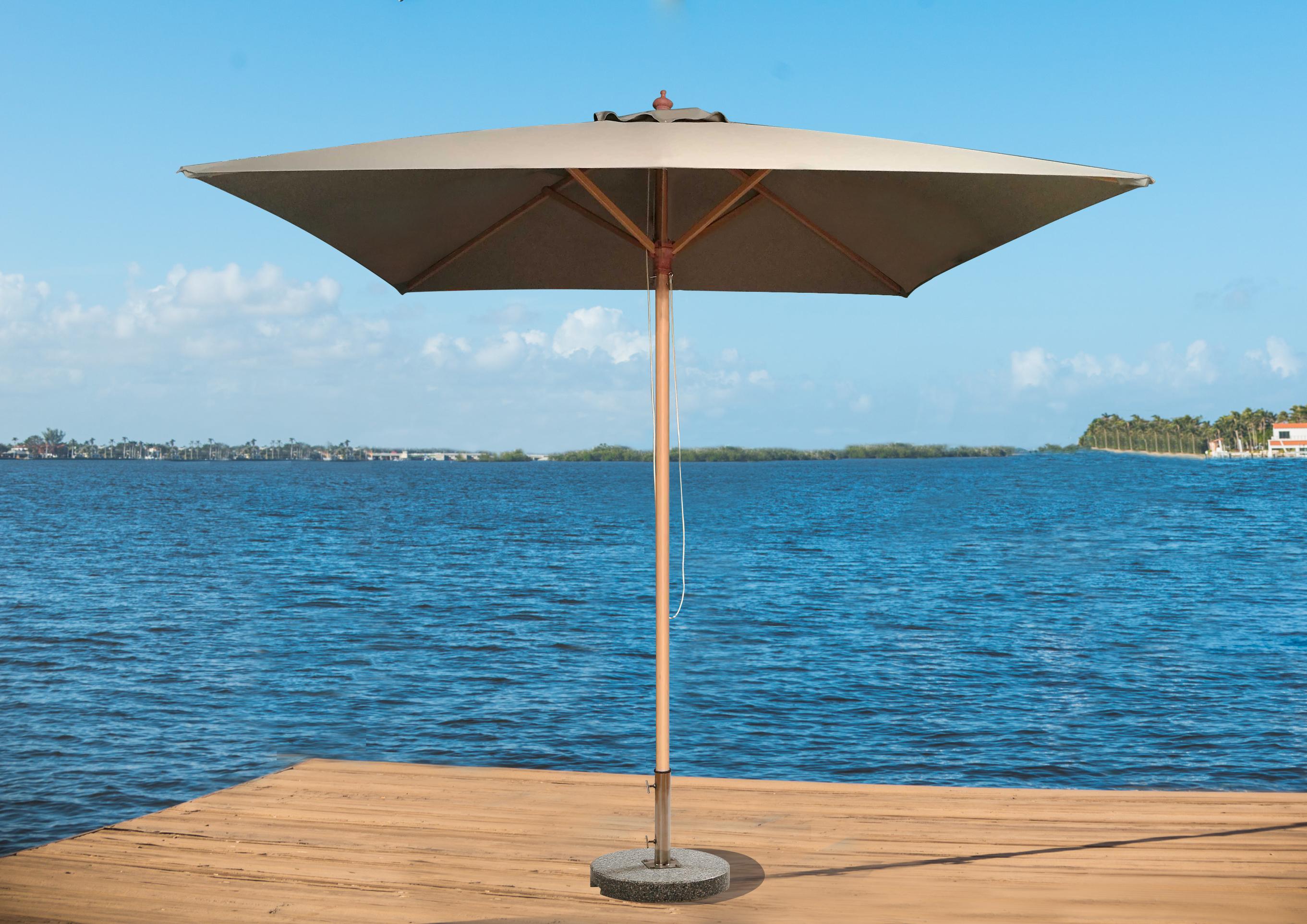 commercial beach umbrella