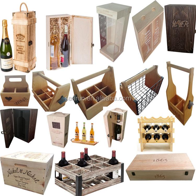 D23 * H8.7cm delux houten grenen aandenken of speelgoed doos of wasmand met lift off deksel