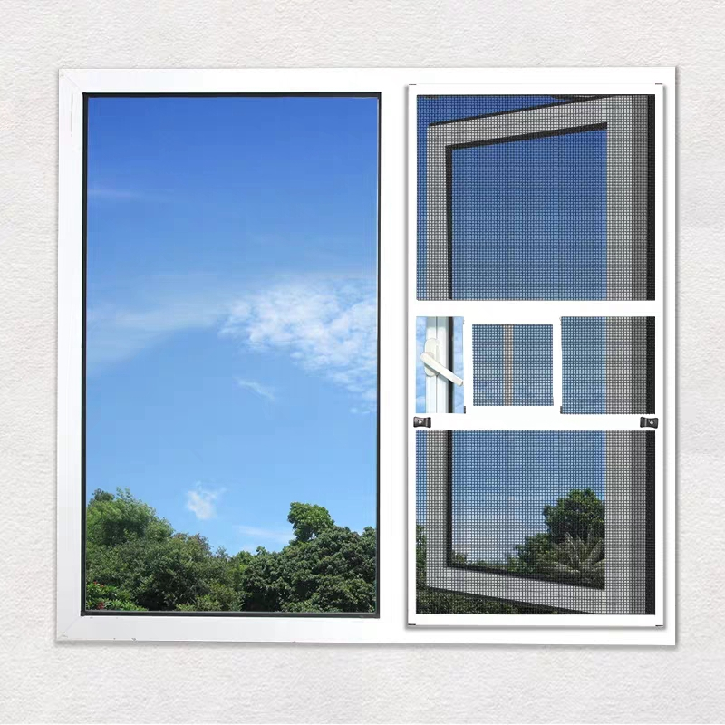 Factory Direct High Quality french door security screens for windows and doors au in low price