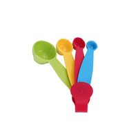 Measuring spoons measuring cup and spoon