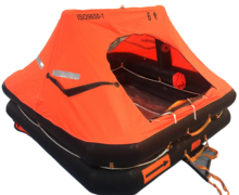 SOLAS 6 Life Raft Throw-Over Board Inflatable Liferafts