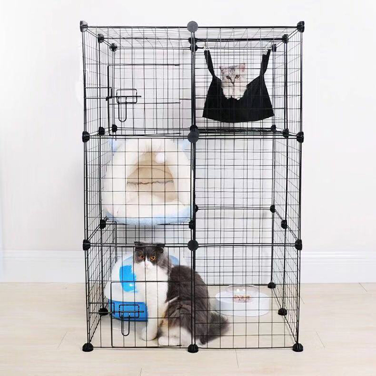 Puppy Levering Tall Spelen Yard Kinderbox Hond Kind Baby Veilige Behuizing Gate Grote Pen