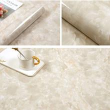 3D мраморная виниловая пленка, самоклеящаяся Водонепроницаемая настенная бумага для ванной комнаты, кухонного шкафа, столешницы, контактна...(Китай)