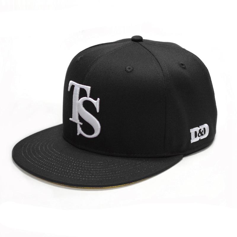 ตัวอย่างฟรีขายส่ง Snapback หมวกที่กำหนดเองหมวก