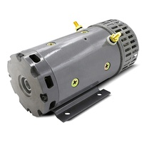 High speed 3100RPM dc electric car motor 24V/48V 4KW