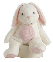 Custom plush toy rabbit big cute bunny long ears rabbit stuffed pink wholesale bunny rabbit large giant plush toy plush bunny