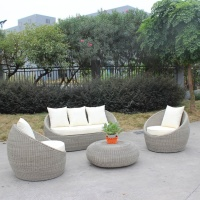 Garden Furniture Rattan Balcony Furniture Outdoor Rattan Wicker Japanese Garden Wholesale Patio Furniture
