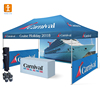 Hot sale Customized Outdoor Commercial Trade Show 10X10 Aluminium Canopy Tent