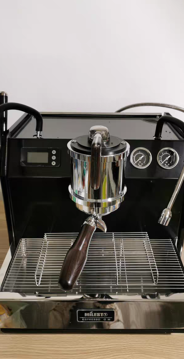 High quality  em40 professional commercial household small semi-automatic coffee machine espresso