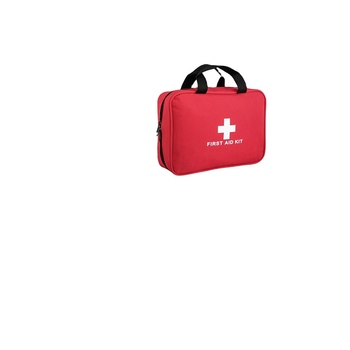 certificate waterproof CPR handy travel office outdoor workplace climbing hiking large home emergency first aid kit