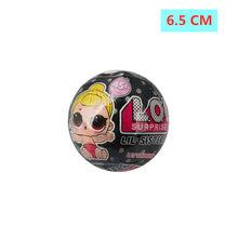 Оригинальные куклы LOL SURPRISE, DIY куклы lol, мяч с настоящей коробкой, игрушки-головоломки, игрушки для девочек в капсулах, сюрприз, яйцо, слепой ящ...(Китай)