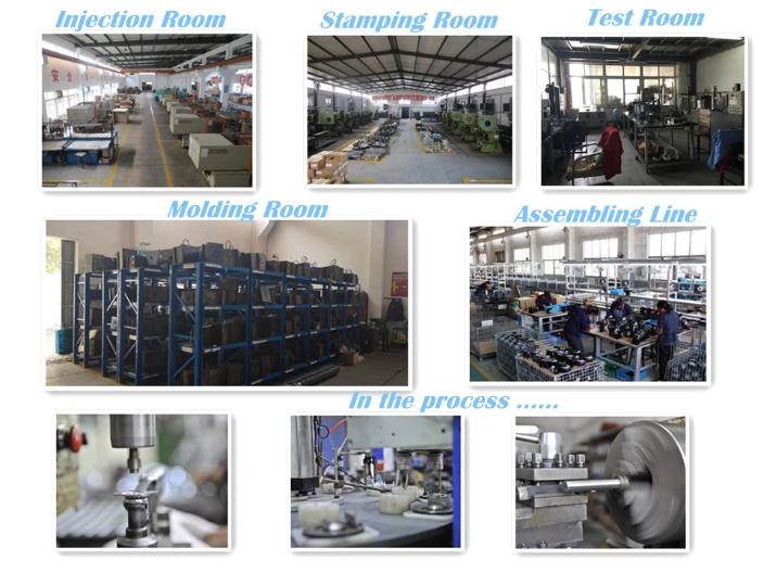 High Load Capacity 10 Inch Extra Heavy Duty Cast Iron/PU Rigid Caster Wheel
