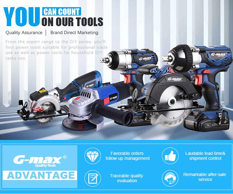 G-max Power Werkzeuge 350W 125mm Elektrische Gelegentliche Orbital Sander Mit Schleifen Papiere