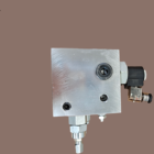 Henan manufacturer made reliable high quality lift valve group used for hydraulic station