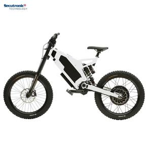 Bici Electrica Fat 5000 W 72V E Bike, Stealth Bomber 5000W Electric Bicycle