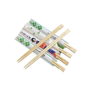 Korea Metal Quality Bamboo Reusable Disposable Chopsticks