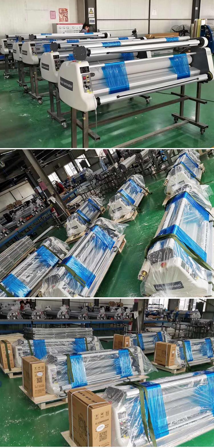 최고의 판매 제품 비닐 라미네이팅 기계 가격