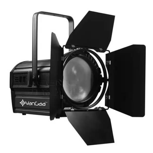 Spot Guangzhou De Couleur Cob 200 W Dmx 200w Fresnel Led Video Studio Light Lamp Zoom Dimmer Rgbw Spotlight
