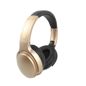 Promotion Quality Stereo Earphone D772 Foldable Noise Cancelling Bluetooth Headphones With FM Radio TF