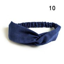Женская повязка на голову из замши, эластичная повязка на голову, повязка на голову для девочек, повязка на голову(Китай)