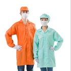 Dust-proof Cleanroom Safety Workwear ESD Garment