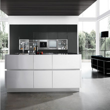 2019 <span class=keywords><strong>Vermont</strong></span> ใหม่ 2 Pack สีสไตล์ออสเตรเลียสีขาว Lacquer Bespoke KITCHEN ตู้