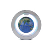 Customized high quality custom magnetic levitation globe display stand acrylic magnetic suspension display stand