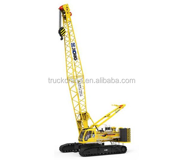 XCMG จีนราคาถูกขายร้อนรุ่น xgc55 50 ตัน Quy Crawler Crane สำหรับอาคาร